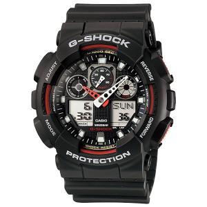 海外カシオ 海外CASIO 腕時計 GA-100-1A4 G-SHOCK Gショック アナデジ メンズ rainbow-123