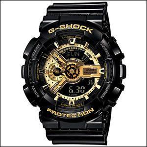 海外カシオ 海外CASIO 腕時計 GA-110GB-1A -2 Gショック G-SHOCK ブラック×ゴールドシリーズ Black×Gold Series メンズ 国内品番:GA-110GB-1AJF rainbow-123