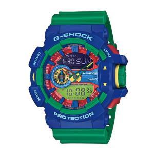 海外カシオ 海外CASIO 腕時計 GA-400-2A G-SHOCK Gショック Hyper Colors ハイパーカラーズ メンズ
