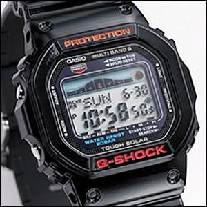 カシオ CASIO 腕時計 GWX-5600-1JFメンズ 男女兼用 G-SHOCK Gショック G-LIDE Gライド ソーラー電波時計 デジタルウォッチ rainbow-123