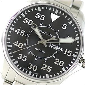 ハミルトン HAMILTON 腕時計 H64611135 K...