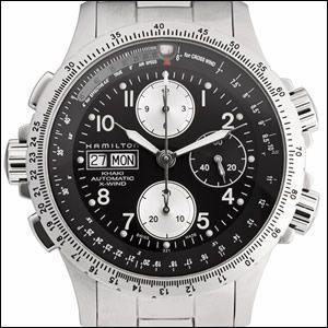 ハミルトン HAMILTON 腕時計 H77616133 メ...