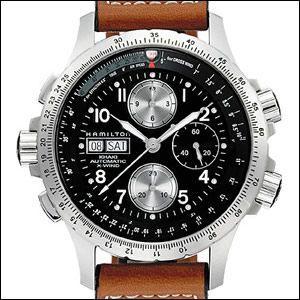 ハミルトン HAMILTON 腕時計 H77616533 メ...