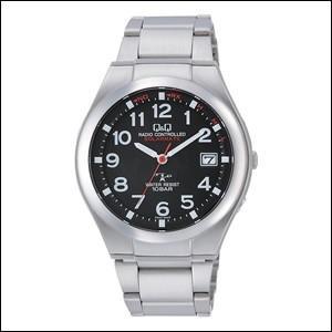 キュー&キュー Q&Q 腕時計 HG12-205 SOLARMATE ソーラーメイト クロノグラフ メンズ