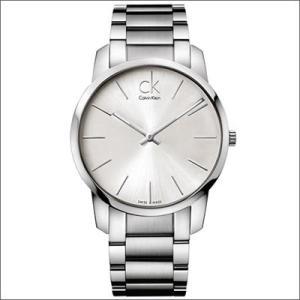 カルバンクライン Calvin Klein 腕時計 K2G21126 ck city シーケー シティ メンズ