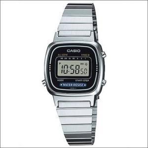 【3年長期保証】カシオ CASIO 腕時計 国内正規品 LA670WA-1JF STANDARD ス...