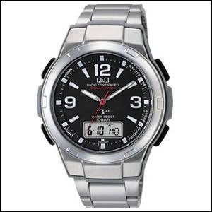 キュー&キュー Q&Q 腕時計 MD08-2...