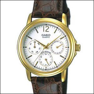 CASIOが作るオーソドックスな腕時計。洗練されたフォルムがさりげないお洒落を演出します。【型番】M...
