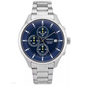 海外セイコー 海外SEIKO 腕時計 SKS537P1 クロノグラフ メンズ