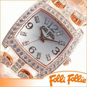 フォリフォリ腕時計 Folli Follie 時計WF5R1...