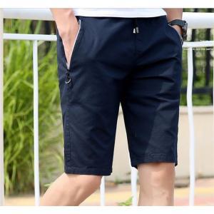 テーパードパンツ メンズ 七分丈パンツ ズボン ファッション 春夏服 無地 カジュアルパンツ 大きいサイズパンツ|rainbow-beach88