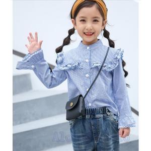 子供服 キッズ 長袖シャツ 女の子 子ども服 トップス 韓国風 子供服 キッズ ジュニア 男の子 カッコいい AlohaMahalo|rainbow-beach88