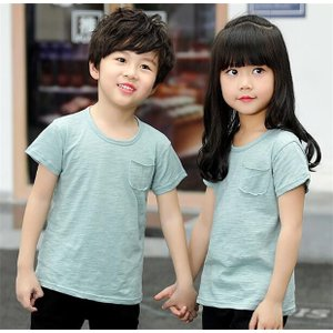 Tシャツ 男の子 女の子 キッズ  夏 子ども服 トップス 半袖Tシャツ  男児 ボーイズ キッズ 韓国子供服 男の子 rainbow-beach88