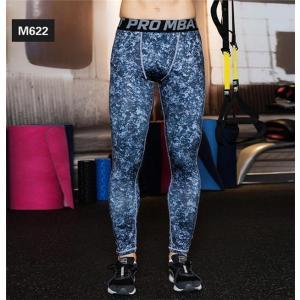 スポーツウェア パンツ メンズ レギンス フィットネス ランニング トレーニング 吸汗速乾 ウォーキング スポーツズボン ストレッチ|rainbow-beach88