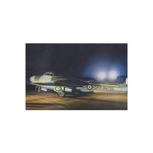 クラシックエアーフレーム 492 1/48 D.H.バンパイア NF *上級者向き複合素材プラモデル*|rainbowten
