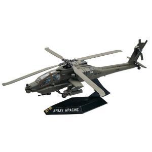 アメリカレベル 1183 1/72 AH-64 アパッチ ヘリコプター 接着剤不要|rainbowten|02