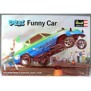 アメリカレベル H1266 1/25 MISS DEAL Funny Car(旧パッケージ)|rainbowten