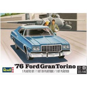 アメリカレベル 4412 1/25 '76 フォード グラントリノ|rainbowten
