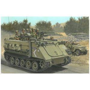 ドラゴン 3608 1/35 イスラエル国防軍 IDF M113 装甲兵員輸送車 'ゼルダ' 第四次中東戦争(ヨム・キプール) 1973|rainbowten|02
