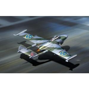 サイバーホビー(グリーンボックス) 5116 1/72 デ・ハビラント DH-112 ベノムNF-3 rainbowten