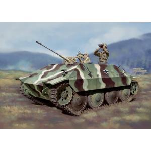 ドラゴン 6399 1/35 WW.II ドイツ軍 駆逐戦車 38(t) 2cm 対空機関砲 Flak38 搭載型|rainbowten
