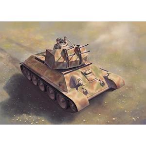 ドラゴン 6599 1/35 WW.II ドイツ軍 対空戦車 T-34r|rainbowten
