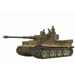 ドラゴン 6608 1/35 WW.II ドイツ軍 ティーガーI 極初期生産型 ドイツアフリカ軍団 第501重戦車大隊 第1中隊 1942/43 チュニジア|rainbowten