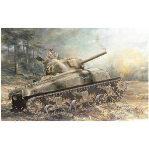 ドラゴン 7568 1/72 WW.II アメリカ軍 M4A1 シャーマン|rainbowten