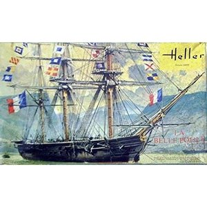 エレール 80838 1/200 フランス海軍 帆船 ペルブール号|rainbowten