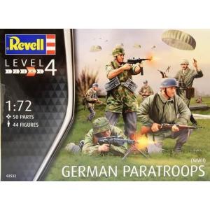 ドイツレベル 2532 1/72 WWII ドイツ 降下猟兵|rainbowten