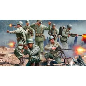 ドイツレベル 2632 1/32 WW.II アメリカ陸軍歩兵|rainbowten