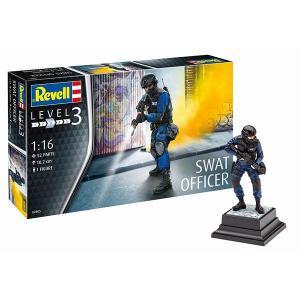 ドイツレベル 2805 1/16 SWAT スワットチームリーダー|rainbowten