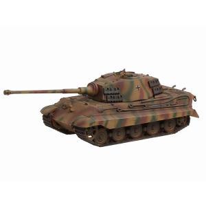 ドイツレベル 3129 1/72 VI号戦車 キングタイガー|rainbowten|02