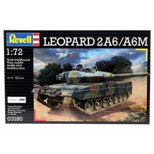 ドイツレベル 3180 1/72 レオパルド2 A6/A6M|rainbowten