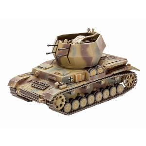 ドイツレベル 3267 1/72 ドイツ IV号対空戦車 ヴィルベルヴィント|rainbowten|02