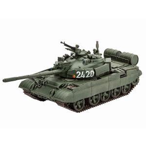 ドイツレベル 3306 1/72 T-55 AM/AM2B|rainbowten|02