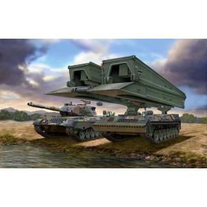 ドイツレベル 3307 1/72 レオパルド 1A5 & ビーバー架橋戦車|rainbowten