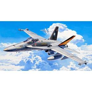 ドイツレベル 4894 1/72 F/A-18C ホーネット rainbowten