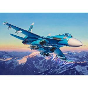 ドイツレベル 4937 1/72 スホーイ Su-27SM|rainbowten