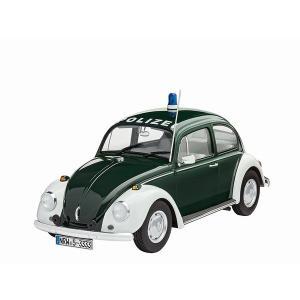ドイツレベル 7035 1/24 VW ビートル ポリスカー rainbowten