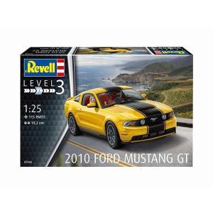 ドイツレベル 7046 1/25 2010 フォード ムスタング GT|rainbowten