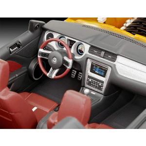 ドイツレベル 7046 1/25 2010 フォード ムスタング GT|rainbowten|02