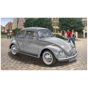 ドイツレベル 7083 1/24 VW ビートル 1500(新金型) rainbowten