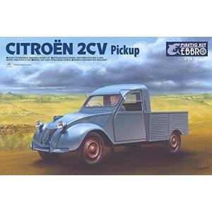 EBBRO 25004 1/24 シトロエン 2CV ピックアップ rainbowten