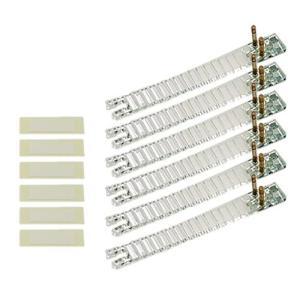 トミックス 0735 照明ユニット C 白色LED 6本入|rainbowten