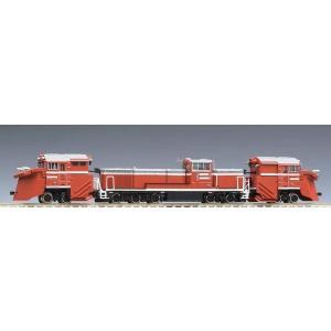 トミックス 2240 JR DE15 2500形 ディーゼル機関車(JR西日本・単線用ラッセルヘッド付)|rainbowten