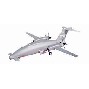 モデルスビット(バウマン) MVA7206 1/72  ピアッジオP.1HHハマーヘッド無人偵察機(A&Amodelsブランド)|rainbowten|02