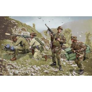 ドラゴン 6743 1/35 WW.II ドイツ軍 特殊部隊 ブランデンブルグ部隊(レロス島 1943)|rainbowten