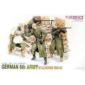 ドラゴン 6017 1/35 WW.II ドイツ軍 第6軍 スターリングラード|rainbowten