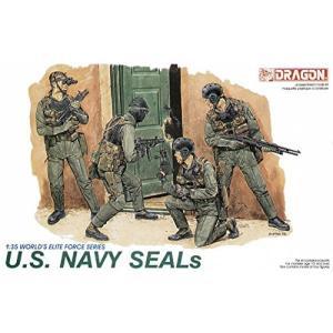 ドラゴン 3017 1/35 アメリカ海軍 特殊部隊 ネイビーシールズ|rainbowten